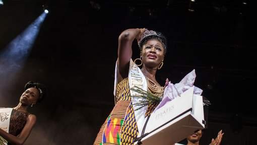 La Ghanéenne Rebecca Asamoah devient la première Miss Afrique