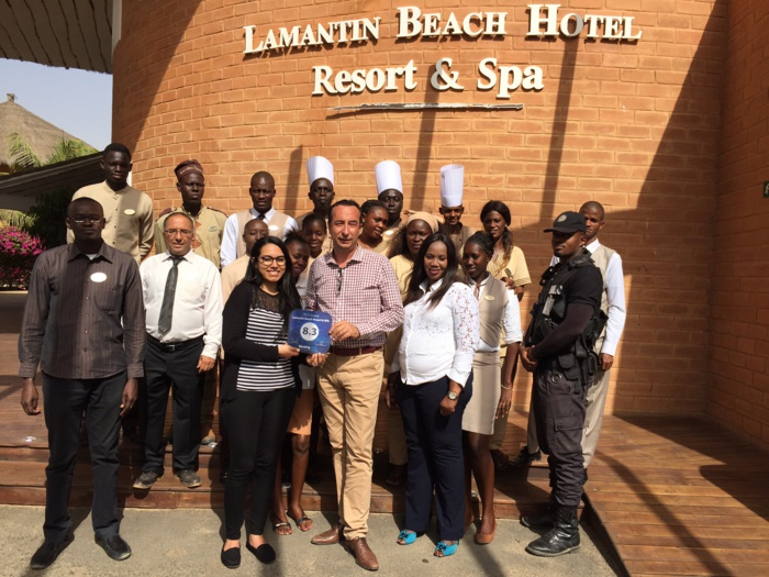 Prix Guest Review Award : Le lamantin Beach Resort and Spa de Saly de nouveau consacré