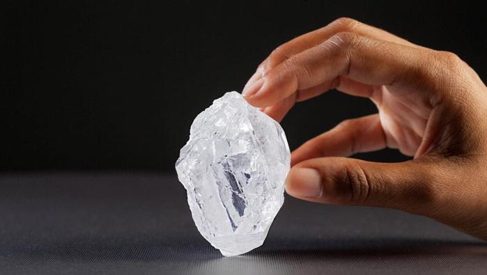 Le plus gros diamant au monde mis aux enchères