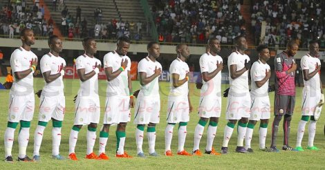 CLASSEMENT FIFA : LES LIONS MAINTIENNENT LEUR 43E PLACE MONDIALE ET 4E AFRICAINE