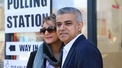 Sadiq Khan sur le point de devenir le premier maire musulman de Londres