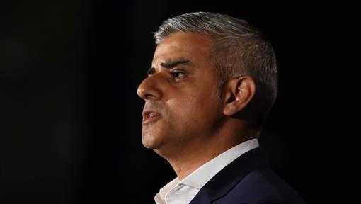 """Le nouveau maire de Londres salue un vote """"d'espoir"""""""