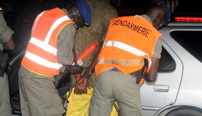Touba-Mbacké : 3 coupeurs de route arrêtés par la Gendarmerie