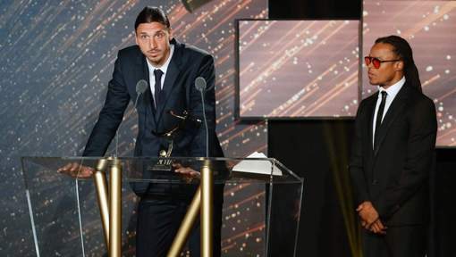 Le meilleur en Ligue 1, c'est Zlatan Ibrahimovic