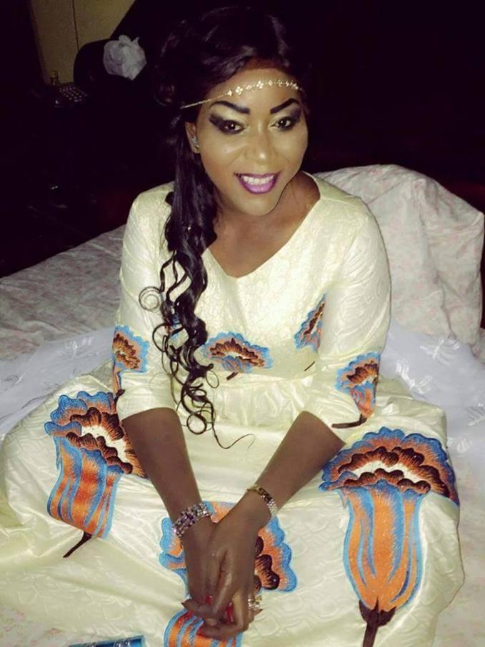 Al Khayri : Mamy Diop de la TFM s'est remariée ce week end