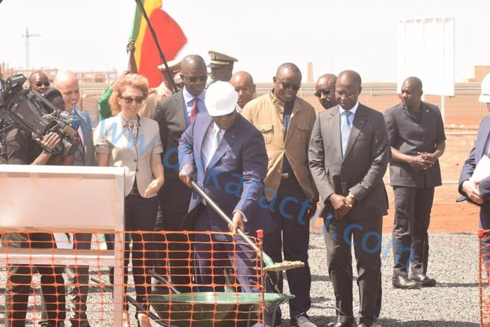 Les images du lancement par Macky Sall des projets présidentiels de 2ème génération