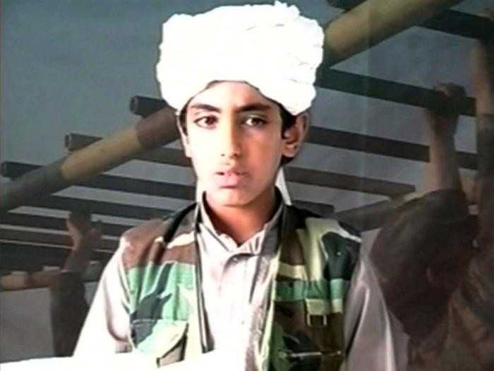 Le fils d'Oussama Ben Laden appelle les djihadistes en Syrie à s'unir dans un message audio