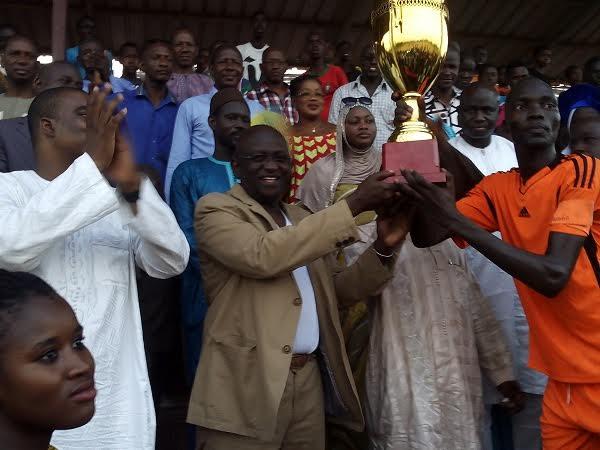 Phases Régionales de Football de l'ORCAV de Kédougou : L'entente Compagnie-Dalaba s'adjuge le trophée