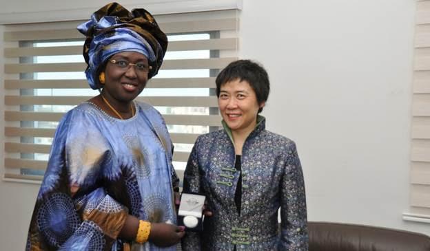 Promotion des jeunes dans l'aviation : La Secrétaire générale de l'OACI prête à aider le Sénégal