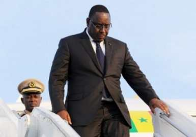 26ème édition du Forum économique mondial sur l'Afrique : Le Président de la République Macky Sall à Kigali