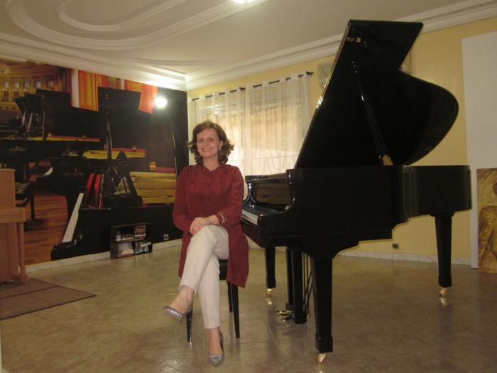 Dakar Music School : Lancement à Dakar d'une école de piano
