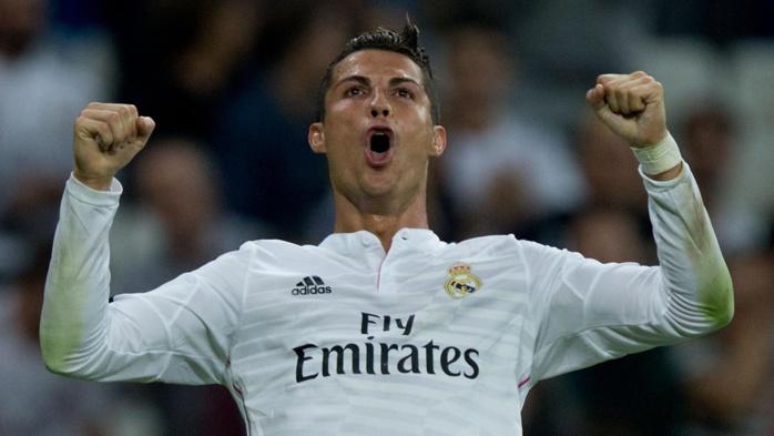 Ronaldo, le joueur le mieux payé du monde!