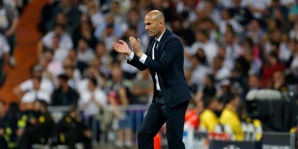 Zinédine Zidane au Real Madrid : retour sur une demi-saison qui pourrait être parfaite (Jeune Afrique)