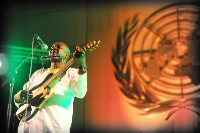 Journée mondiale de l'Afrique : Ismaëla Lo animera un concert pour la signature des accords de l'OUA
