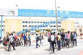 Campus Dakar : Vente de boisson alcoolisée dans une chambre d'étudiants