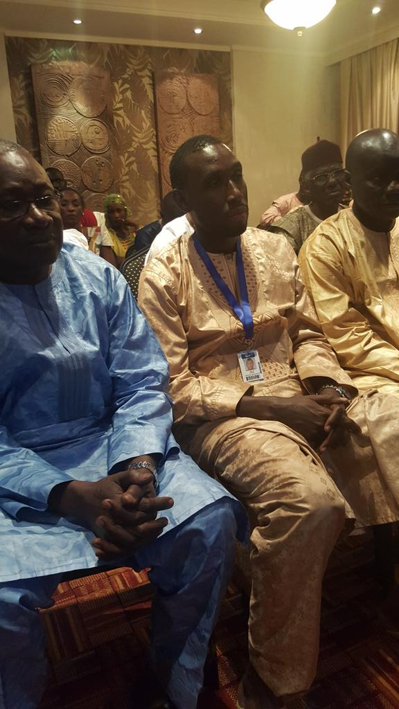 KIGALI : Macky Sall rencontre la communauté sénégalaise