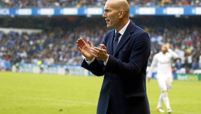 Zidane est arrivé trop tard