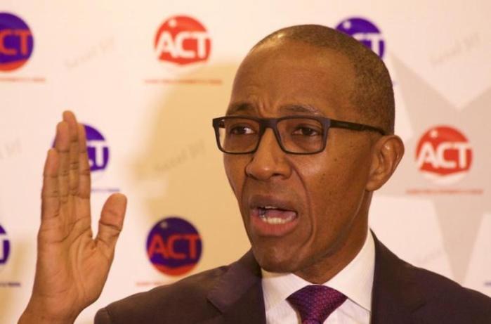 Abdoul Mbaye prend « ACT » : Et dresse un tableau sombre de la gestion de Macky Sall