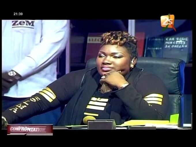 L'émission Confrontation de Bijou Ngoné : Un plateau minable pour lapider ses invités (People.sn)