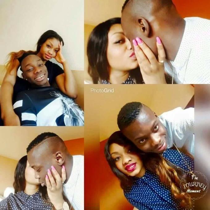 Le chanteur malien Sidiki Diabaté en toute complicité avec sa copine Rosalie Keïta