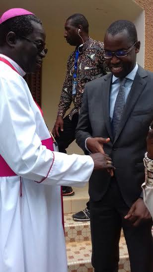 128 ème édition du Pèlerinage marial de Popenguine : Yankhoba Diatara,chef de la délégation du Rewmi salue la ferveur religieuse et encourage cette symbiose permanente entre musulmans et chrétiens