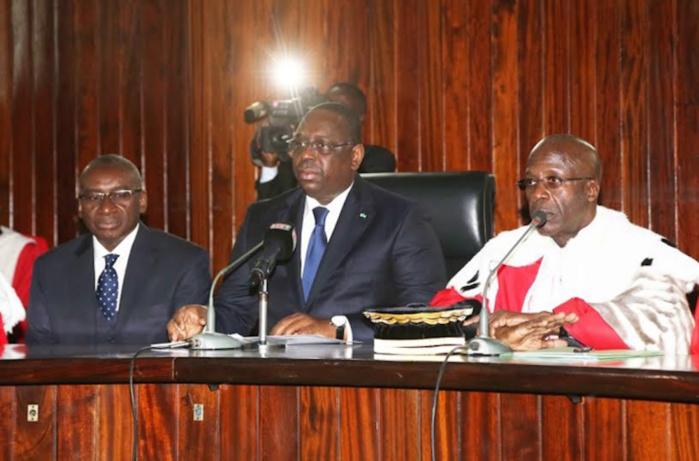 Conseil supérieur de la Magistrature (CSM) : Les mesures prises par le Président de la République Macky Sall