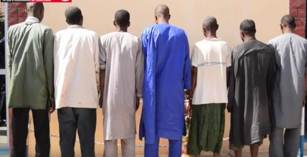 Banlieue dakaroise - Arrestation de 09 malfrats pour vol en réunion et cambriolage