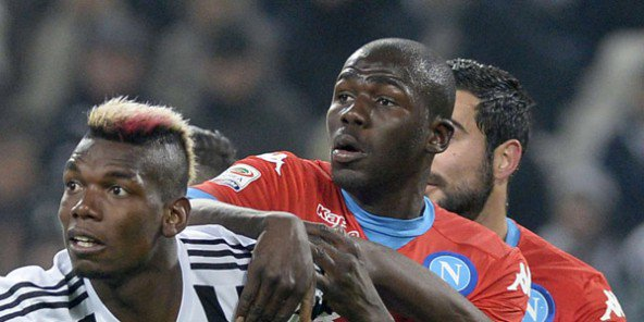 Kalidou Koulibaly fait chavirer Naples… et Maradona