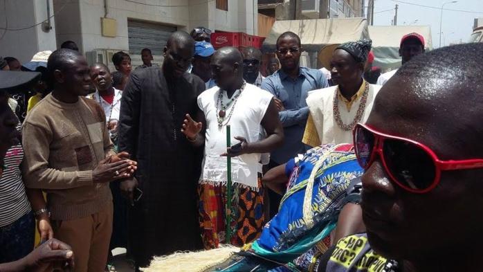 Préparatifs du Boukout 2016 : les ressortissants de Mlomp rencontrent Cheikh Bakhoum à Grand Yoff