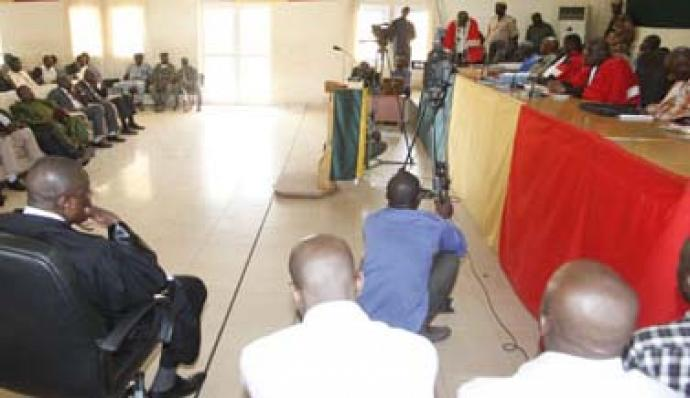 BAMAKO/ Trafic international de stupéfiant à haut risque : La sénégalaise Maguette Thiam condamnée à 5 ans de prison ferme