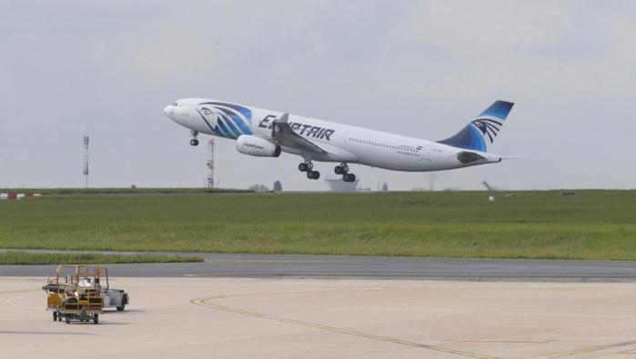 EgyptAir: des bagages retrouvés en mer