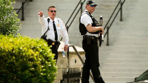 Fusillade à proximité de la Maison Blanche