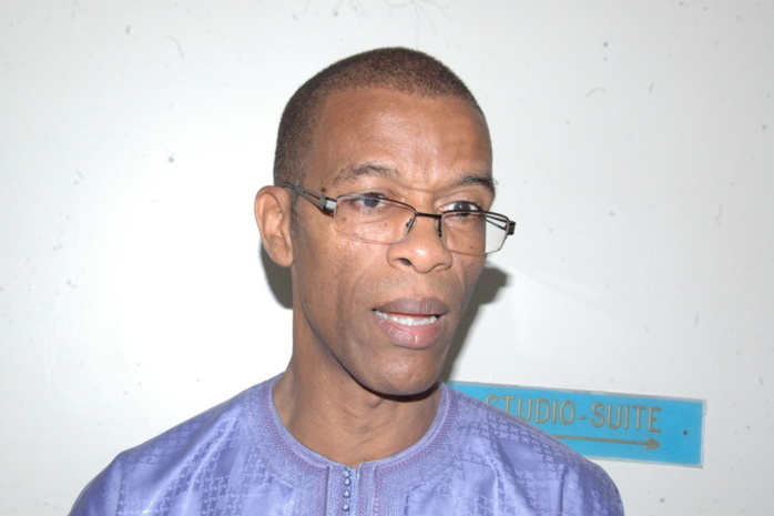 Coup de gueule d'Alioune Ndoye