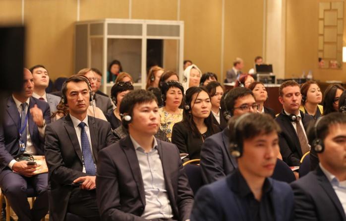 Rencontre entre le président Macky Sall et les acteurs majeurs de l'économie du Kazakhstan