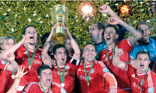 Coupe d'Allemagne : Le Bayern s'impose aux tirs au but contre le Borussia Dortmund
