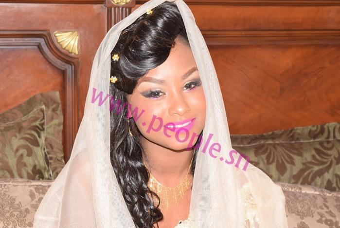 Les images du mariage de Samira Aïssatou, fille de Momar Ndao Ascosen et Mouhamed El Adamis Kane, fils de Me Massokhna Kane