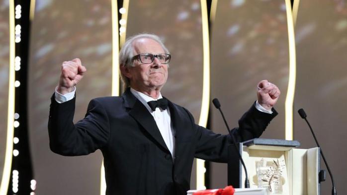 Cannes 2016 : Une deuxième Palme d'or pour Ken Loach avec Moi, Daniel Blake