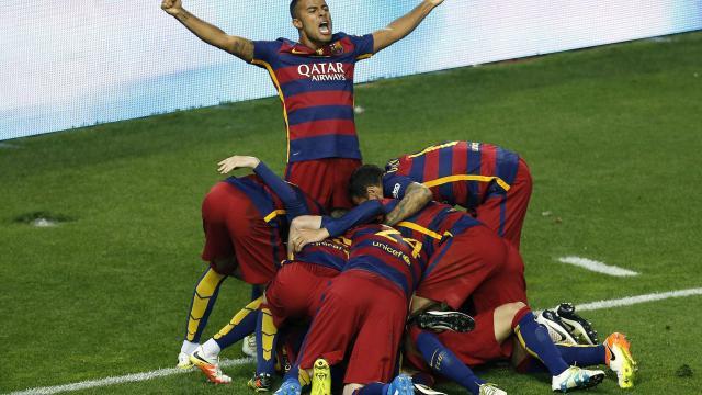 Coupe du Roi : Le Barça l'emporte au bout du suspense face à Séville