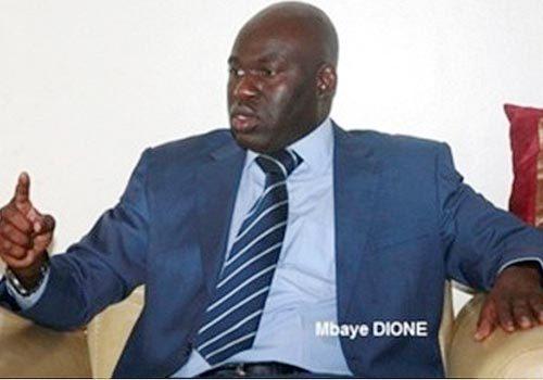 Mbaye Dione sur le dialogue national  : « Que le Président sache aussi qu'il n'est pas là pour un clan »