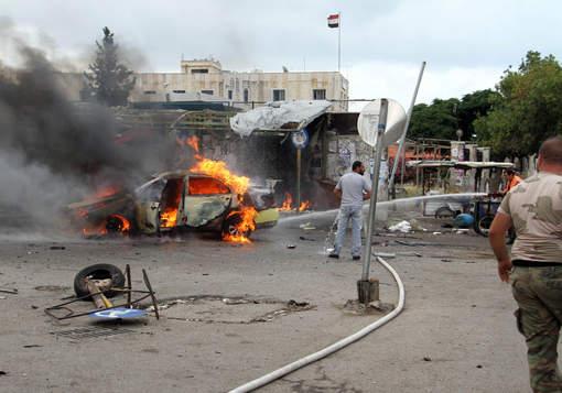 Au moins 121 morts dans plusieurs attentats de l'EI en Syrie