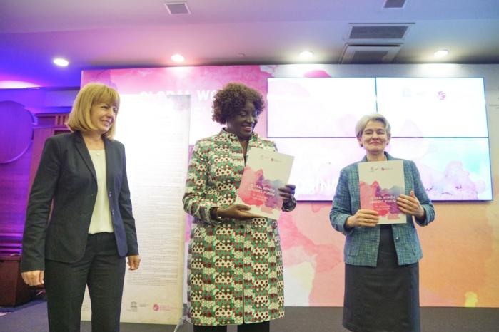 « Global Women Leaders's Forum » : Aminata Touré pour des mesures législatives en faveur d'une plus grande participation des femmes