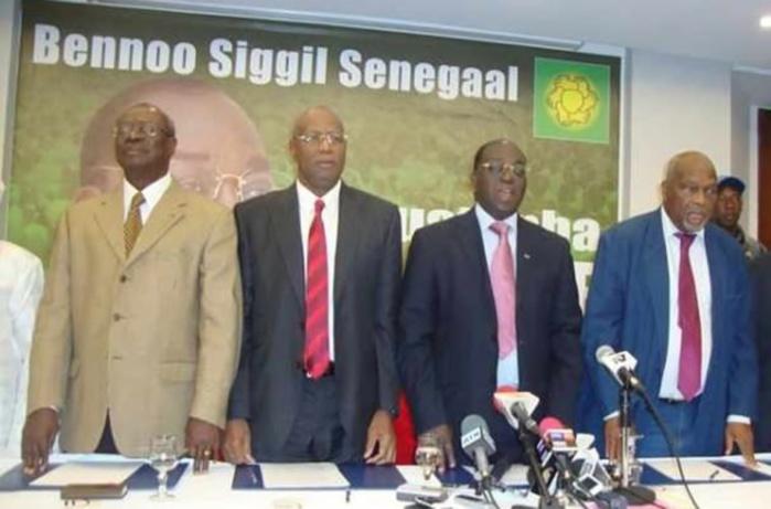DIALOGUE NATIONAL : Benno Siggil Sénégal en phase avec le Président de la République  (COORDONATEUR)