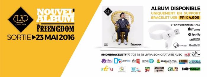 "Sortie d'album : Elzo Jamdong change la donne avec ""Freengdom"""