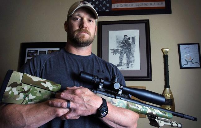 L'«American sniper» accusé d'avoir exagéré sa bravoure