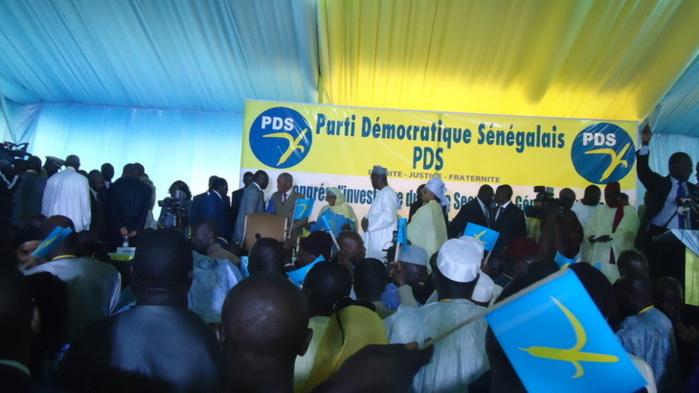 KAFFRINE/RALLIEMENT DE RESPONSABLES LIBÉRAUX : Le maire de Nganda déplume le PDS