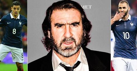 Le dérapage de Cantona sur Deschamps