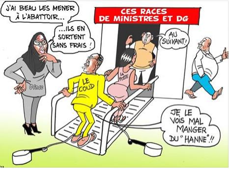 """L'abattoir """"ces races"""" de Macky..par Odia (la Tribune)"""