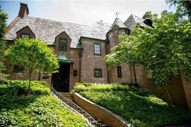 Voici la future maison des Obama