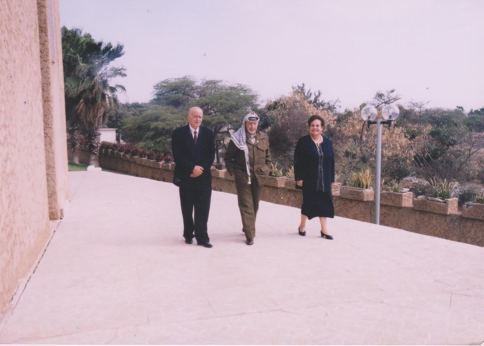 L'Ambassade de l'Etat de Palestine au Sénégal rend hommage à Saïd Abassi « Abou Fahd »