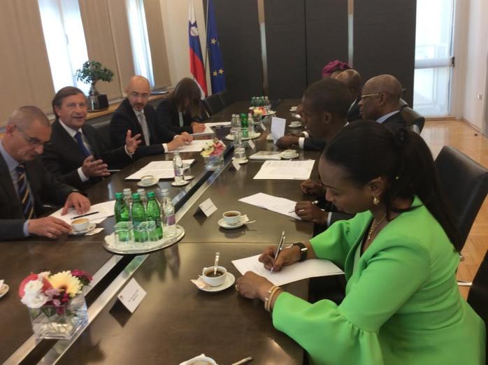 Coopération bilatérale entre la Slovénie et le Sénégal : M. Karl Erjevac, le ministre slovène des affaires étrangères a salué la stabilité du Sénégal